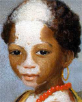The Beautiful Spotted Negro Boy, ca. 1810-1811, artist unknown