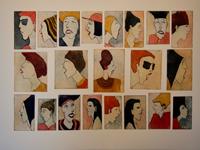 Synaesthetics, by Margaret Mannion Kallen  courtesy of the artist