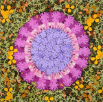 Coronavirus, illustration by David Goodsell, Courtesy of the artist